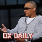 TIP On Female Presidents & DJ Khaled Album Release Date