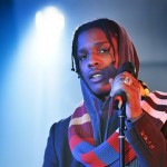 "A$AP Rocky Debuts ""Yamborghini High"" In Hong Kong"