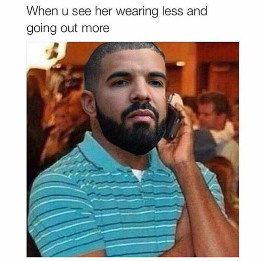 HotlineBlingMeme1 all eyez on memes drake's \u201chotline bling\u201d wins the internet,Hotline Meme