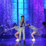 "Pharrell Williams Performs ""Freedom"" On Ellen Show"