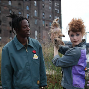 "Joey Bada$$ Says Kiesza's ""Hideaway"" Video Reminded Him Of Michael Jackson"