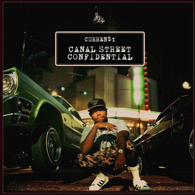 Curren$y Canal St. Confidential