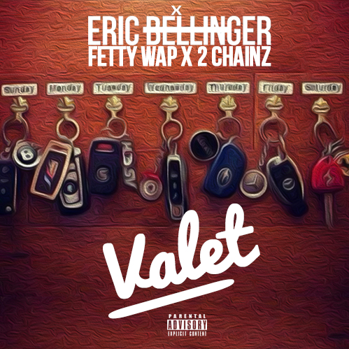 "Eric Bellinger f. Fetty Wap & 2 Chainz - ""Valet"" (Lyric Video)"