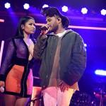 The Weeknd & Nicki Minaj Perform Together On SNL