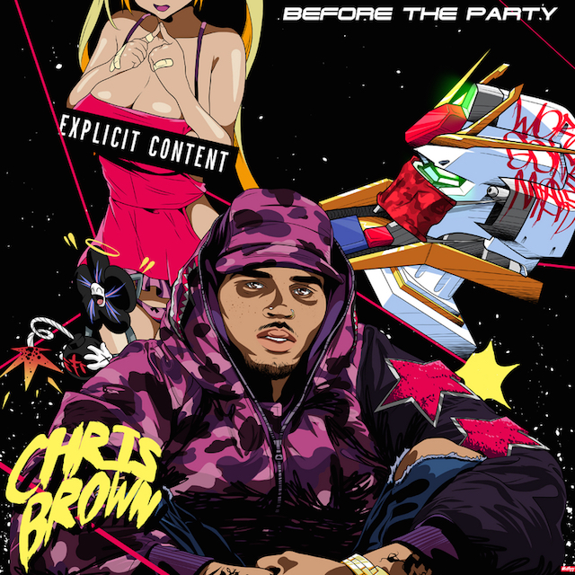 French Montana Chris Brown Tour