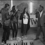 "The First Ever ""Soul Cypher"" At The 2015 Soul Train Awards"
