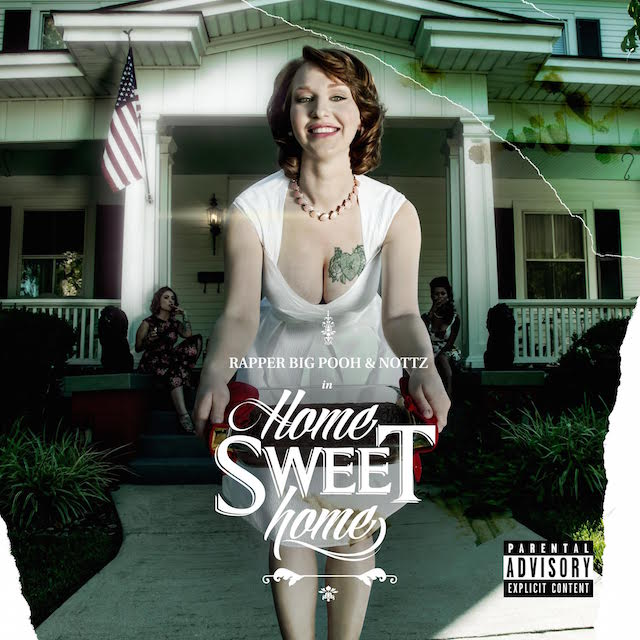 Rapper Big Pooh & Nottz - Home Sweet Home