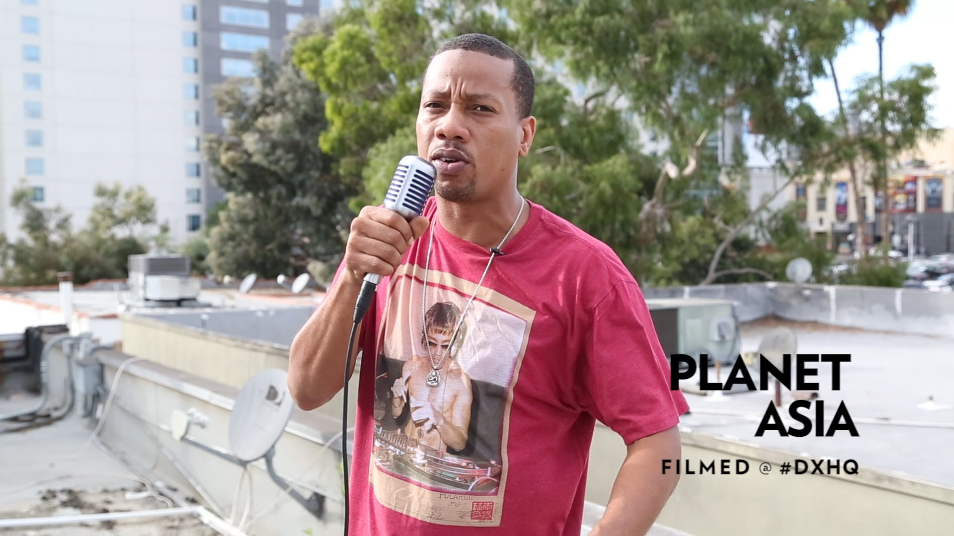 Planet Asia Hollywood Freestyle