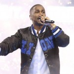 Big Sean Performs At Halftime Of Detroit Lions Thanksgiving Game