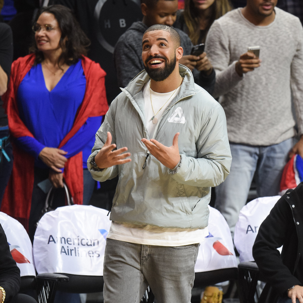 Drake, Celebrity All-Star Game Coach: The Pictures You ...