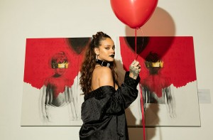 "Rihanna's ""ANTI"" Already Certified Platinum By The RIAA"