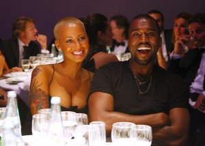 "Amber Rose Blasts Kanye West For Getting His ""Booty Fingered"""