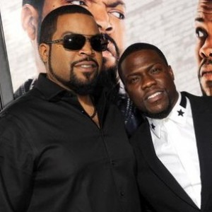 "Ice Cube & Kevin Hart Appear On ""The Bachelor"""