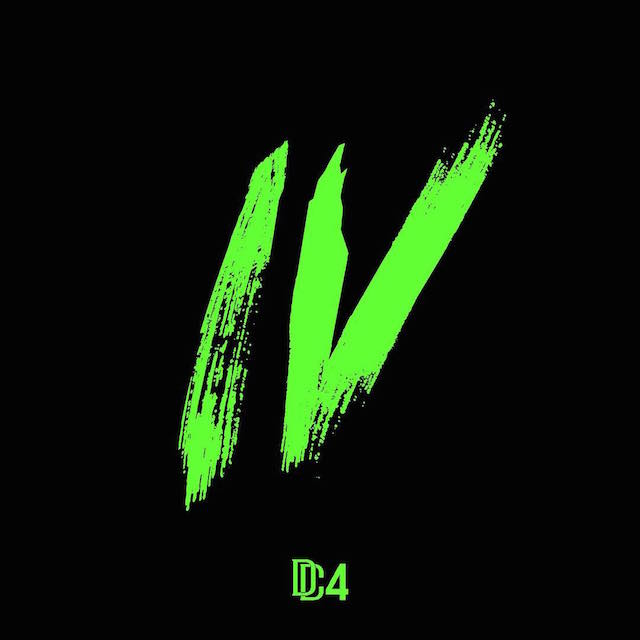 Meek Mill 4-4 Part 2 EP Cover Art