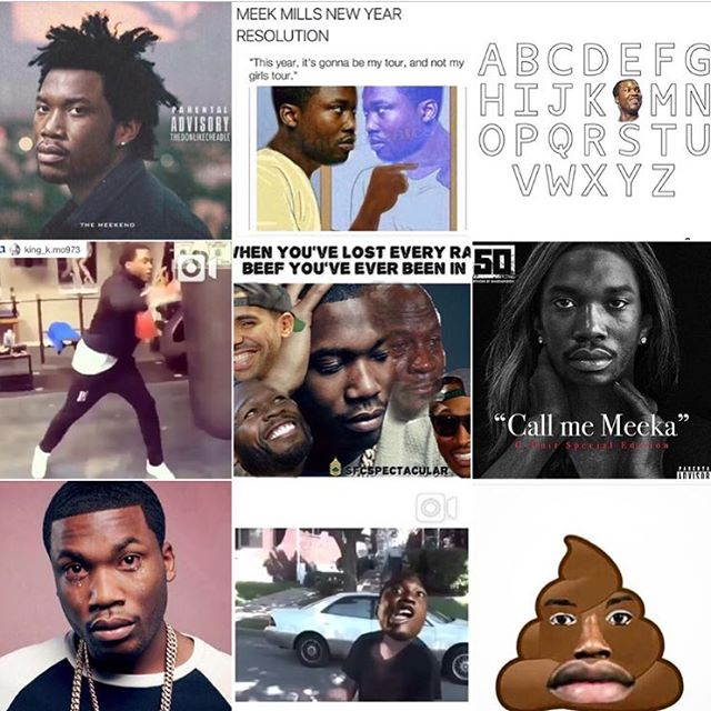 Meek Mill The Game Meme