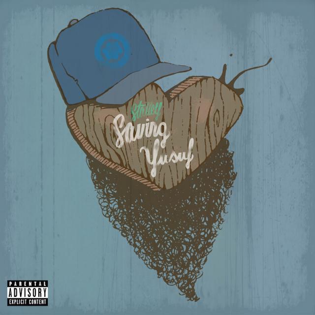 Stalley Saving Yusuf mixtape cover art