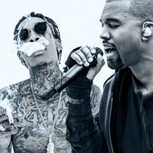 Kanye West Won't Let Up On Wiz Khalifa