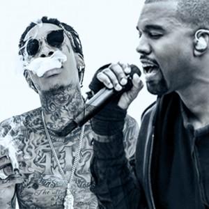 Kanye West Not Budging On Wiz Khalifa Tirade