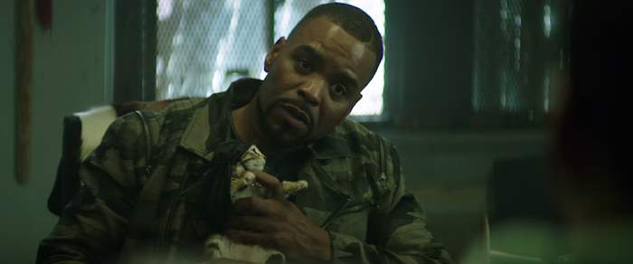 "Method Man Plays Actual Cat Burglar In Key & Peele Film, ""Keanu"""
