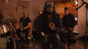 "Wale Remixes ESPN's ""First Take"" Theme With ""Every Word Great"""