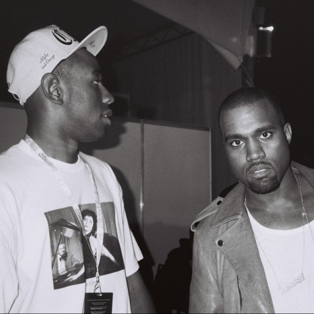 Kanye West & Tyler, The Creator Troll With Bogus Rolling Stone Cover