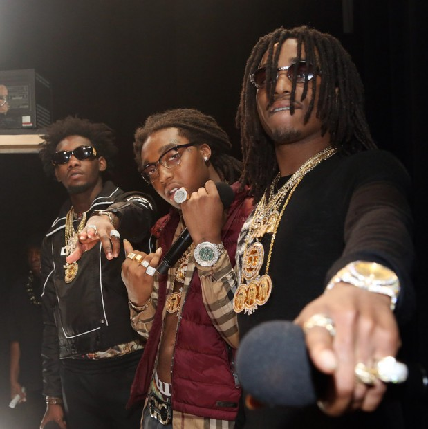 Migos Reportedly Lost 75k Betting On Carolina Panthers In