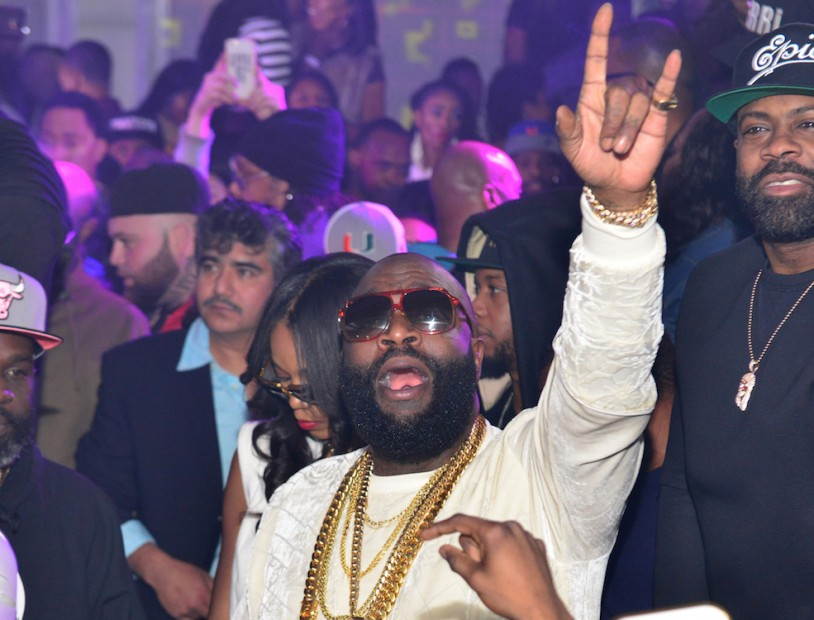 Rick Ross Asks Judge For Permission To Travel To Caribbean