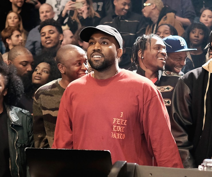 "TIDAL Doubled Its Subscriptions After Kanye West's ""The Life Of Pablo"" Release"