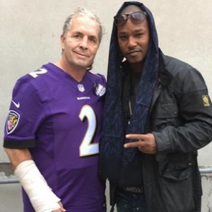 "Cam'ron Crafts New Music Thanks To Bret ""The Hitman"" Hart"