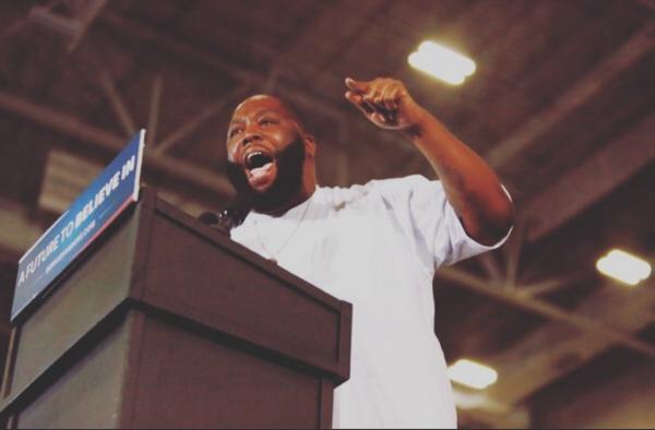 Killer Mike Slams Hillary Clinton's Record On Race With Powerful Speech In South Carolina