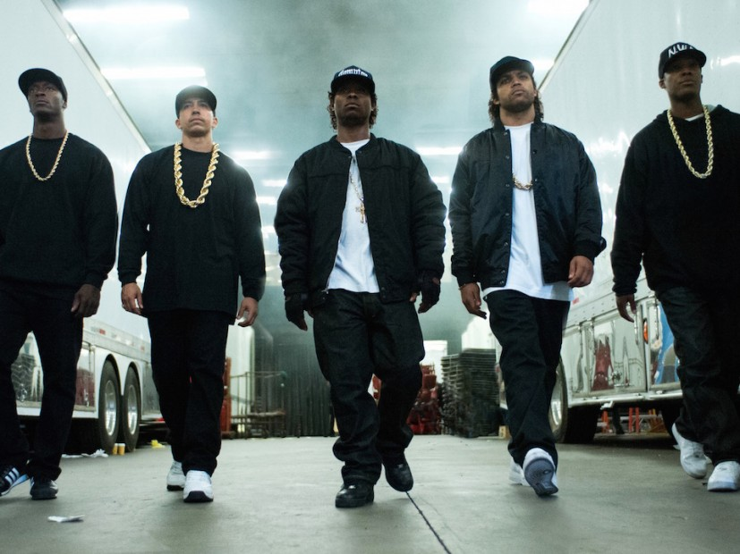 """Straight Outta Compton,"" Ice Cube & Will Smith Winners At All Def Movie Awards"