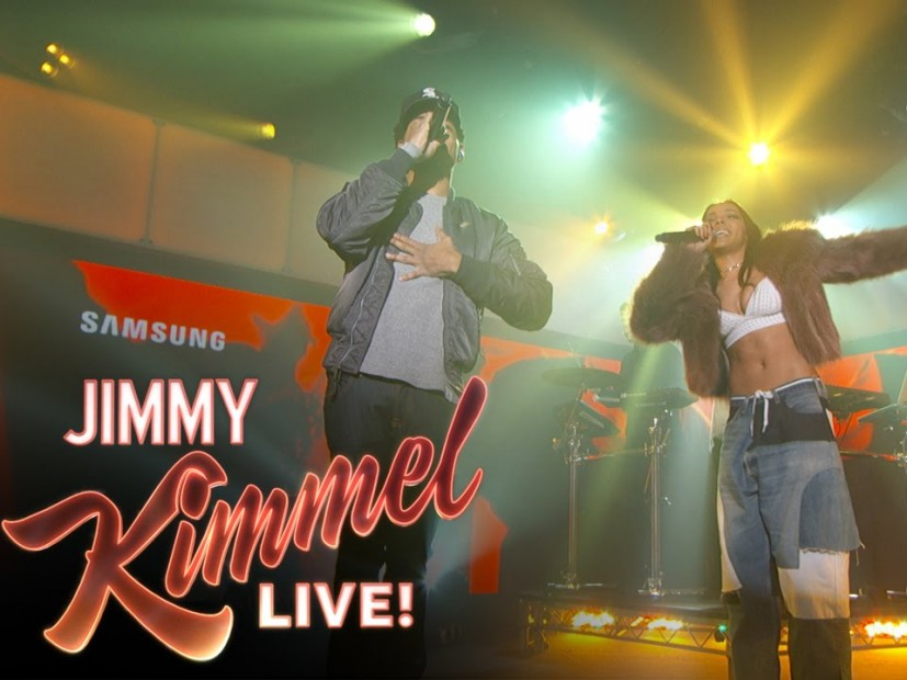 """Chance The Rapper, Tinashe & Snakehips Perform """"All My Friends"""" Live"""
