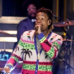 "Wiz Khalifa Performs ""Bake Sale"" Live On Jimmy Fallon"