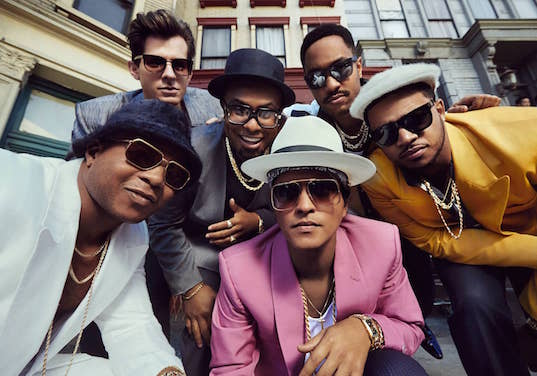 "Bruno Mars Accused Of Jacking ""Uptown Funk"" From 70s Rap Group"