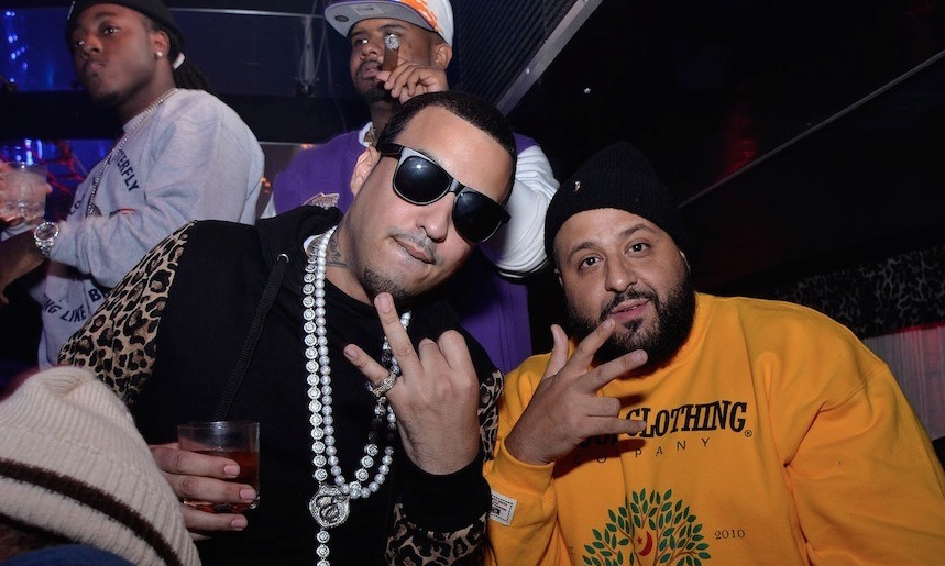 "French Montana ""Wave Gods"" Mixtape Stream, Cover Art & Tracklist"