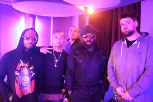 !llmind Hits The Studio With Black Thought & Royce Da 5'9