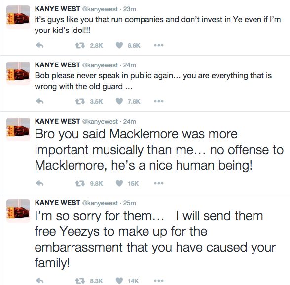 kanye west responds to bob ezrin 2
