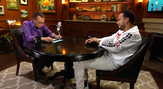 The Best Of Larry King Now: Rapper Interviews