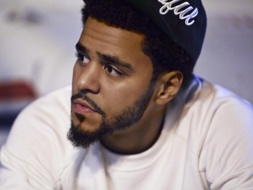 All 3 Of J. Cole's Albums Are Now Certified Platinum