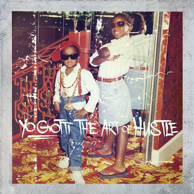 """Yo Gotti """"The Art of Hustle"""" album deluxe cover art"""