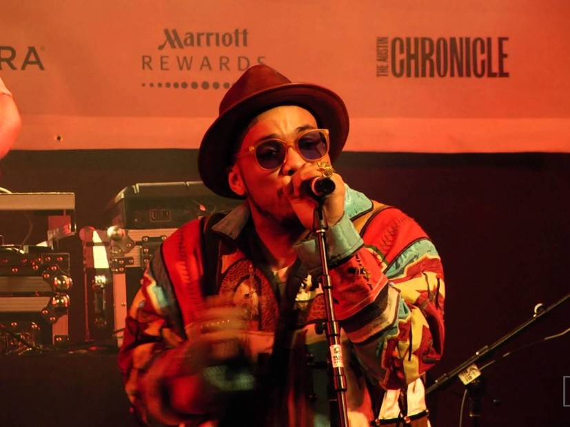 Watch Anderson .Paak & The Free Nationals' Full Show On The NPR Stage At SXSW