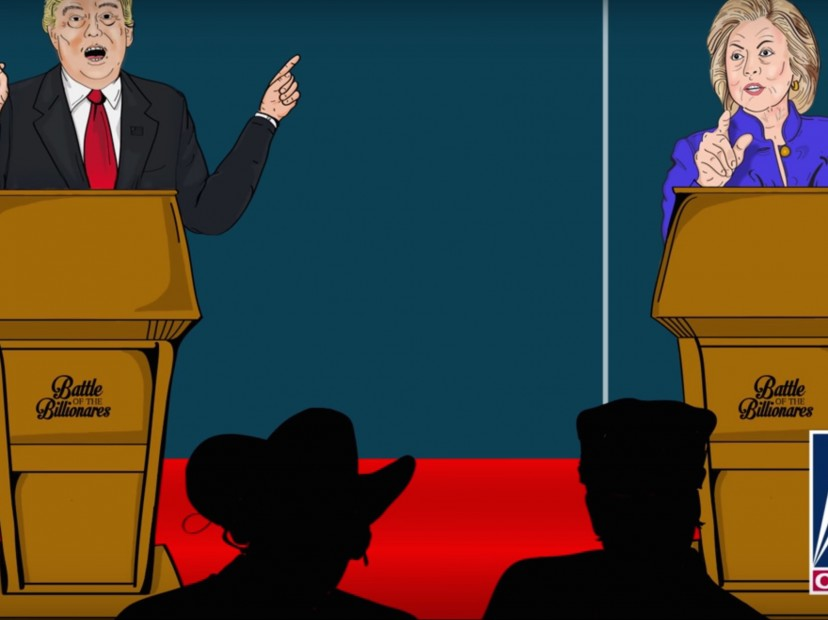 ProbCause & Elijah Alvarado Drop Donald Trump-Inspired Animation