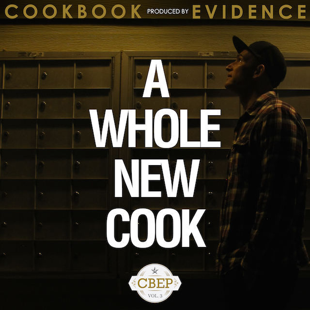 A Whole New Cook EP Cover Art