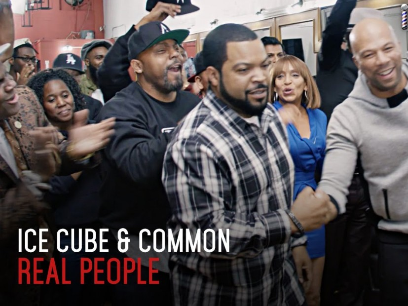 "Ice Cube & Common Unleash ""Real People"" Video"