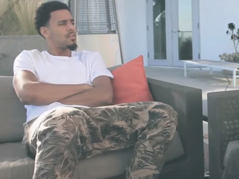 J. Cole Says Hip Hop Artists Aren't Happy