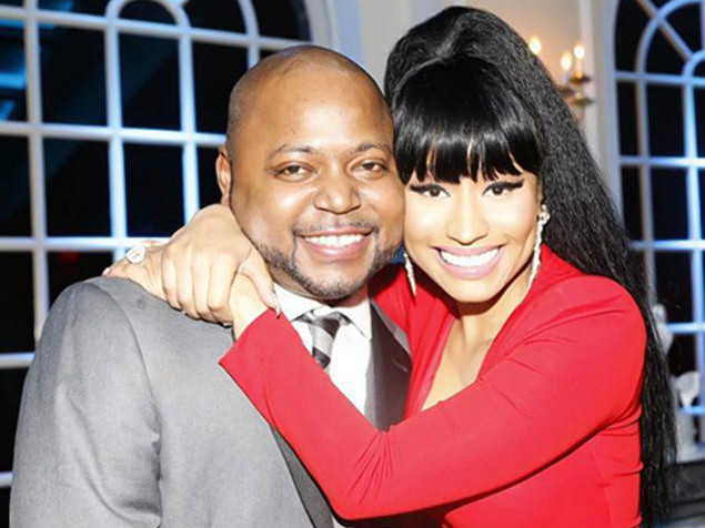 Image result for Nicki Minaj's brother found guilty of raping his 11-yr-old stepdaughter