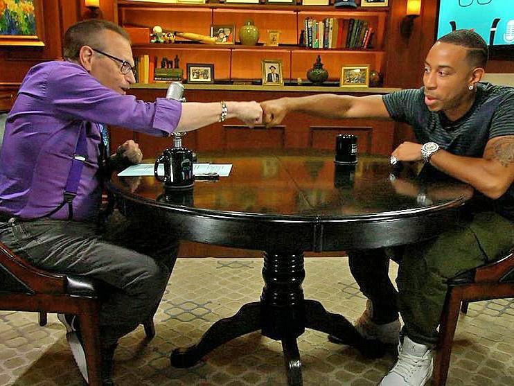 Ludacris Talks Working Radio Before The Fame