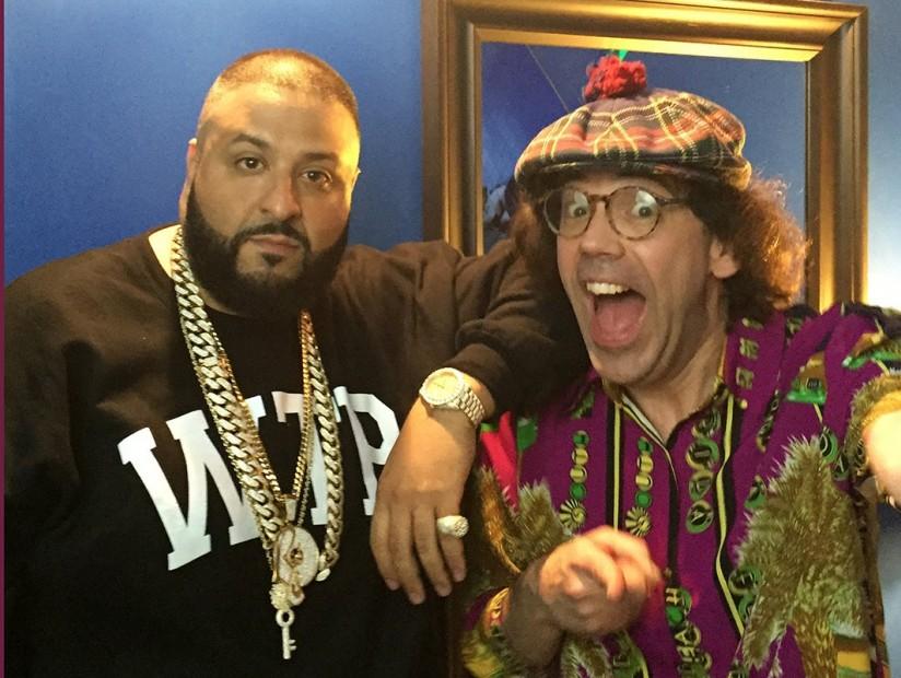 Nardwuar Interviews DJ Khaled At SXSW