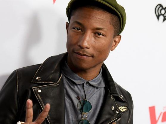 Happy Birthday Pharrell Williams!