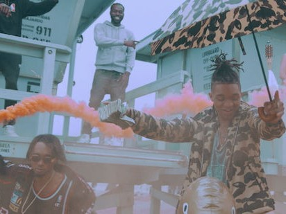 "Rae Sremmurd Live It Up In ""By Chance"" Video"